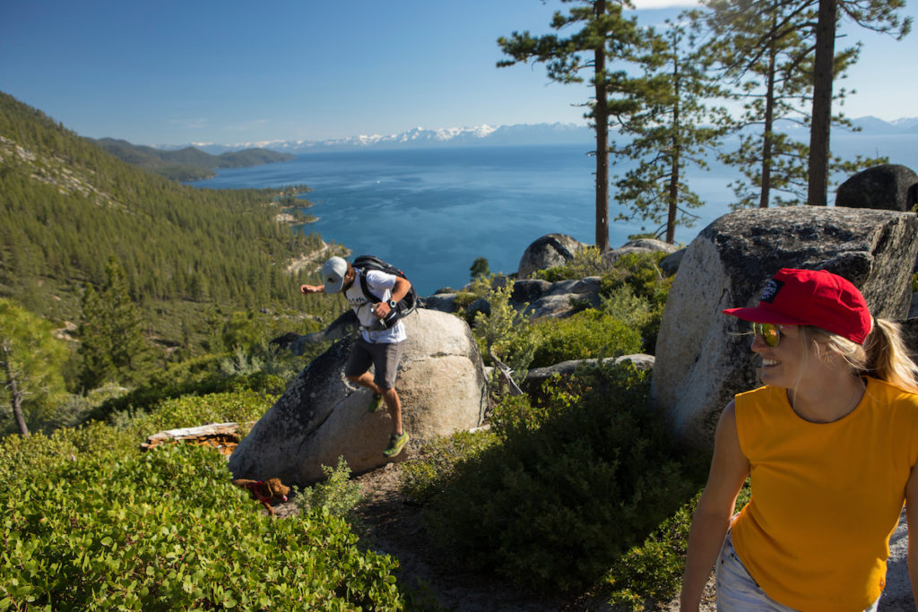 summer getaways at Lake Tahoe
