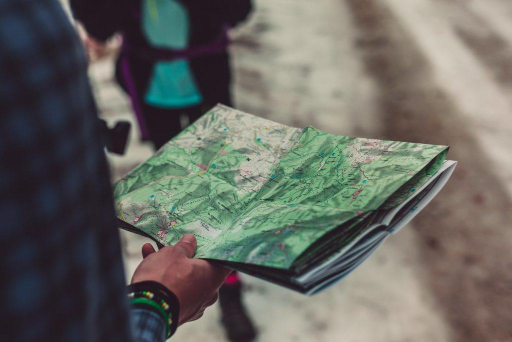 map hike