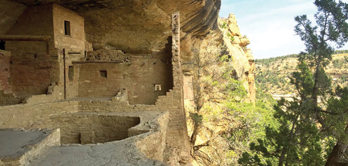 Mesa Verde's Balcony House photo