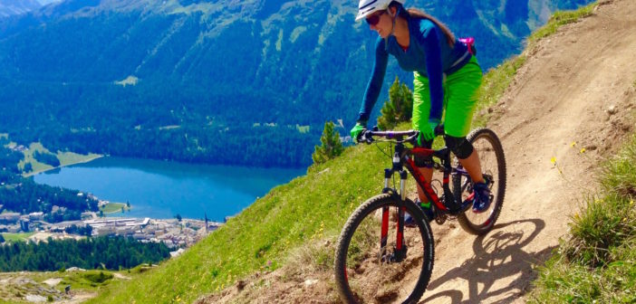 Mountain Biking Around Switzerland
