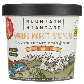 Mountain Standard Adventure Food product photo