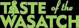taste of the wasatch logo