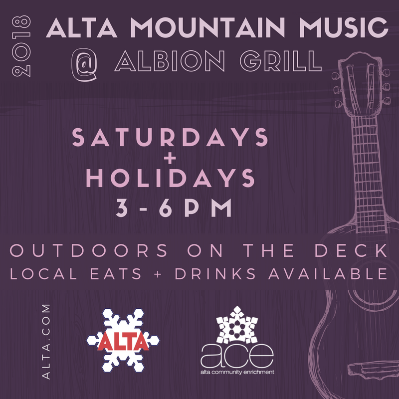 alta mountain music