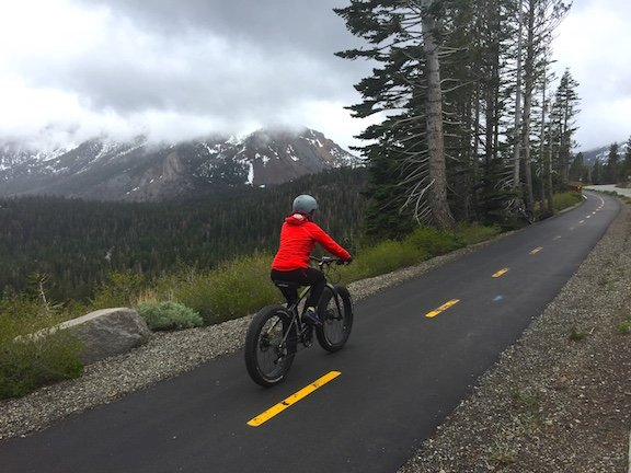 mammoth Lakes Bike Path