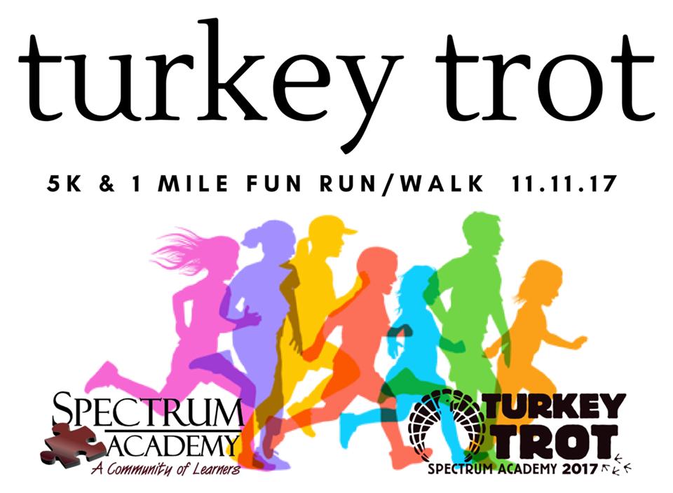 spectrum academy turkey trot