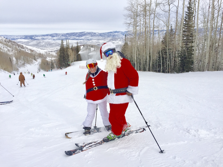 santa park city mountain resort