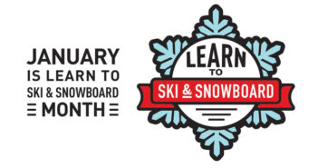 learn to ski and snowboard month january
