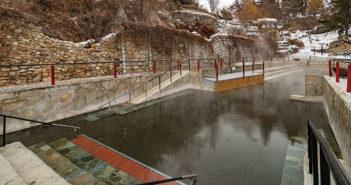 Lava Hot Springs Pool