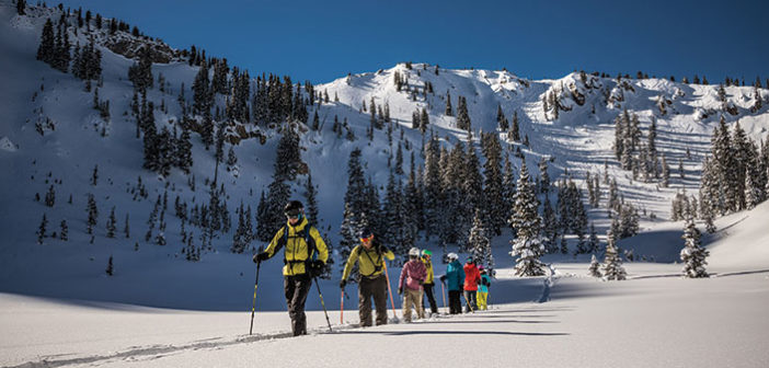 6 Wasatch Resorts in a Day with the Ski Utah Interconnect Tour