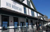 Exterior photo of Mid Mountain Lodge