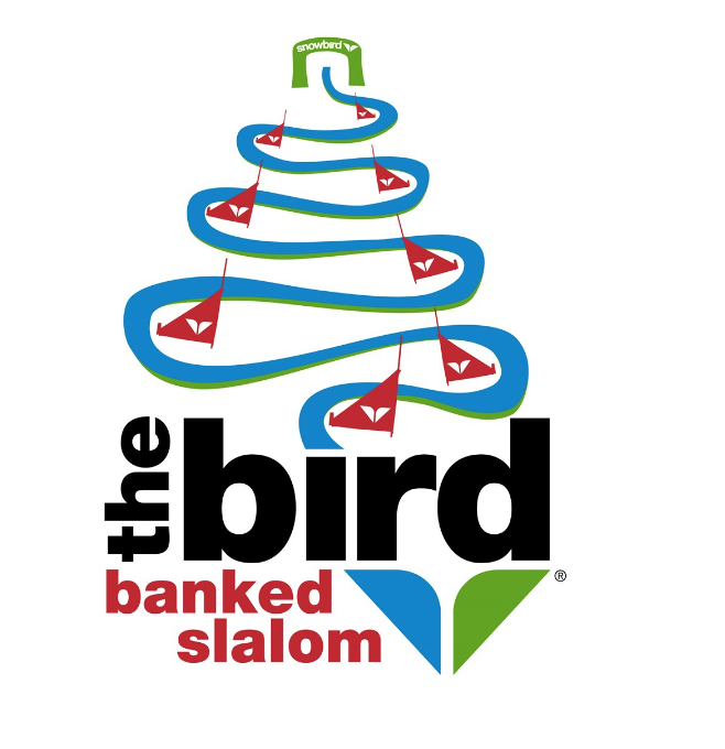 the bird banked slalom