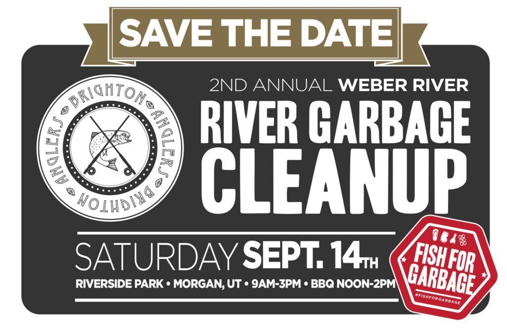 weber river cleanup