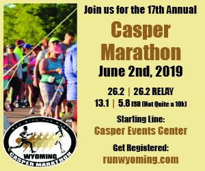 Casper Marathon June 2, 2019
