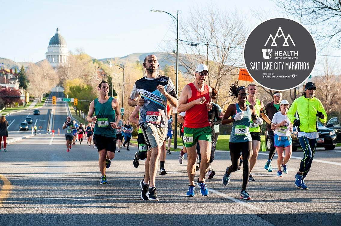 salt lake marathon 10k