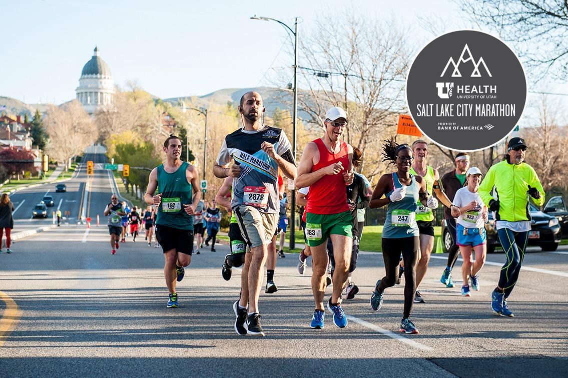 salt lake marathon 10k