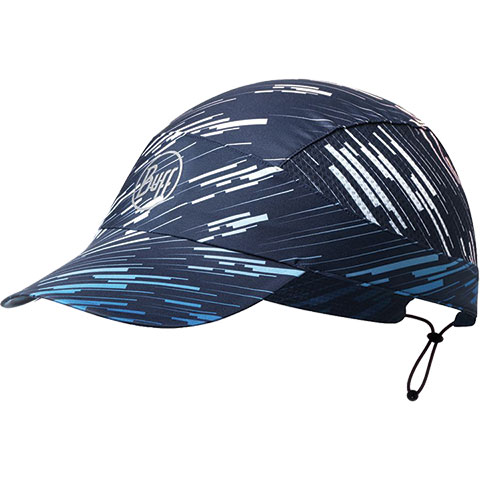 blue Buff Pack Run Cap hat
