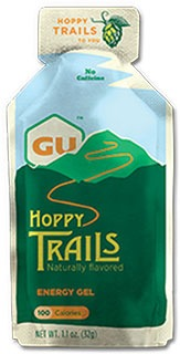 GU Hoppy Trails Energy Gel pack