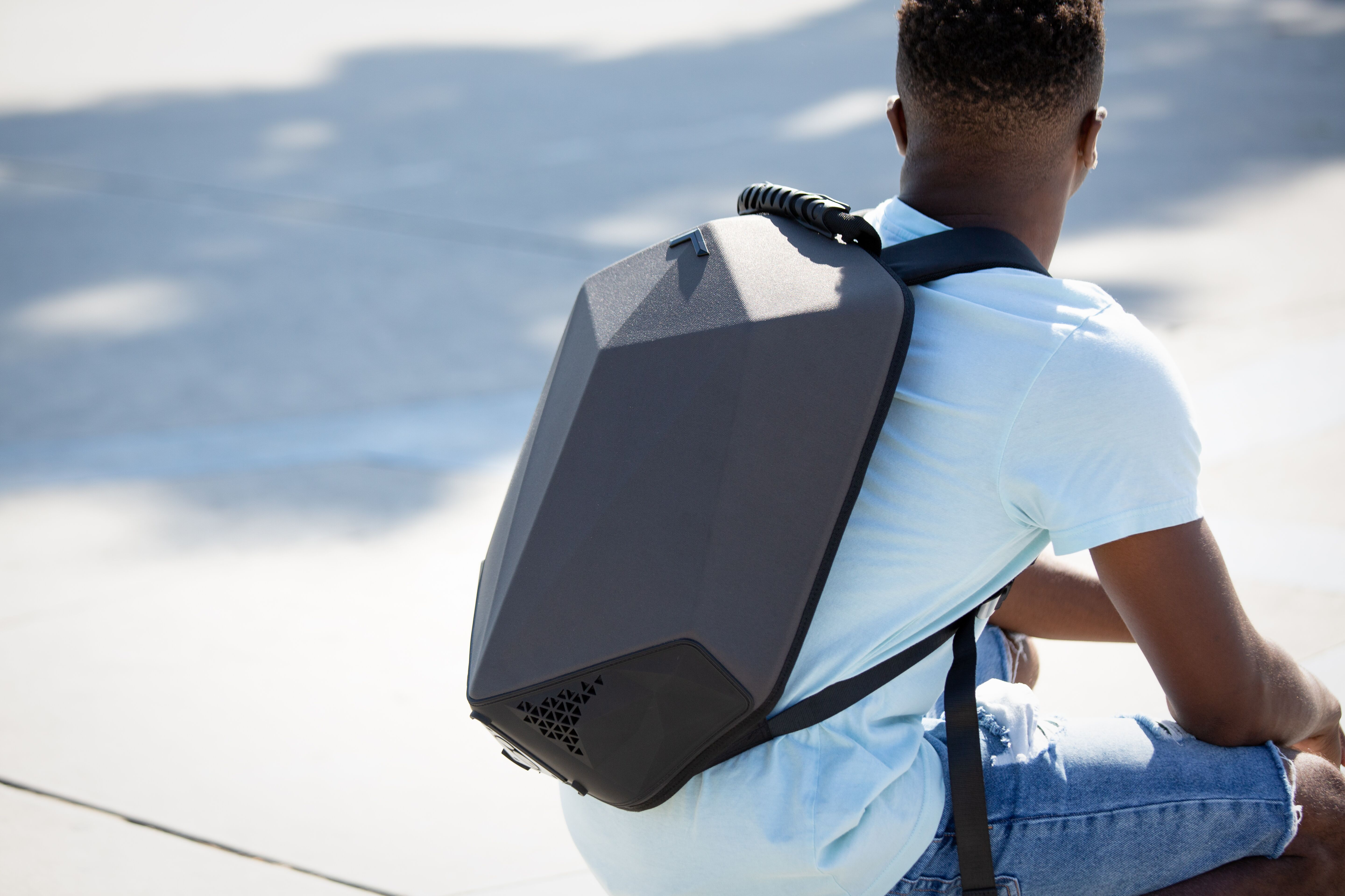 stealth speaker backpack