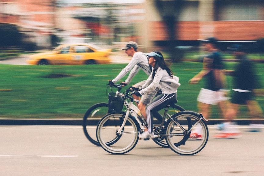 cycling commute