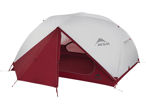 MSR elixir 3-person backpacking tent