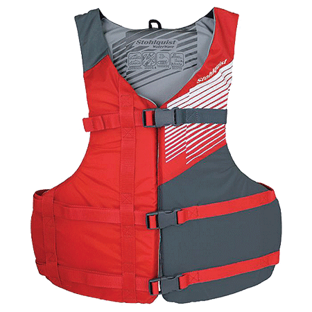 stohlquist fit pfd product photo