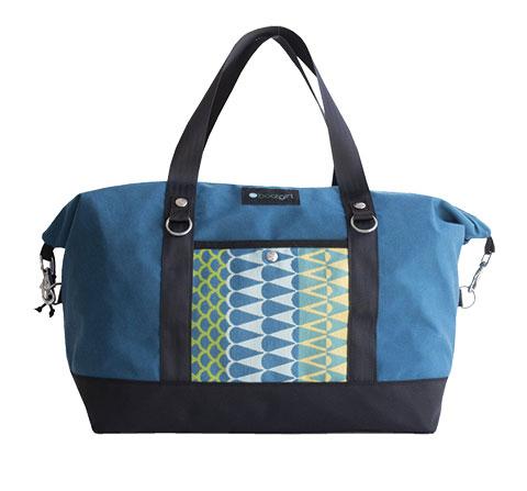 Boatgirl weekender tote bag product photo