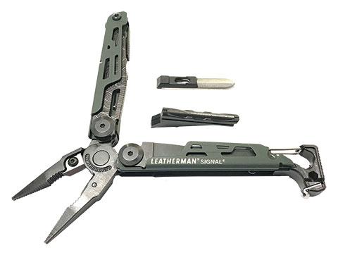 leatherman signal knife product photo