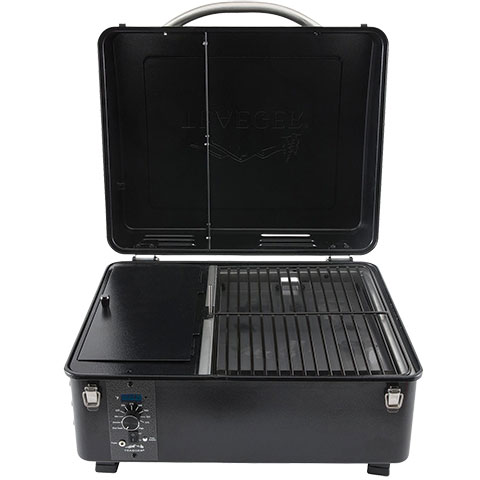 traeger scout grill product photo