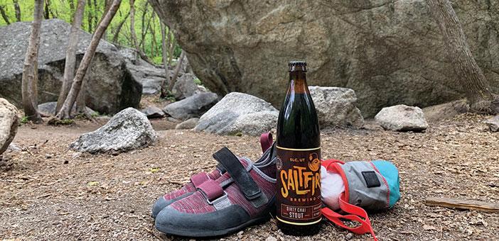 Saltfire utah beers