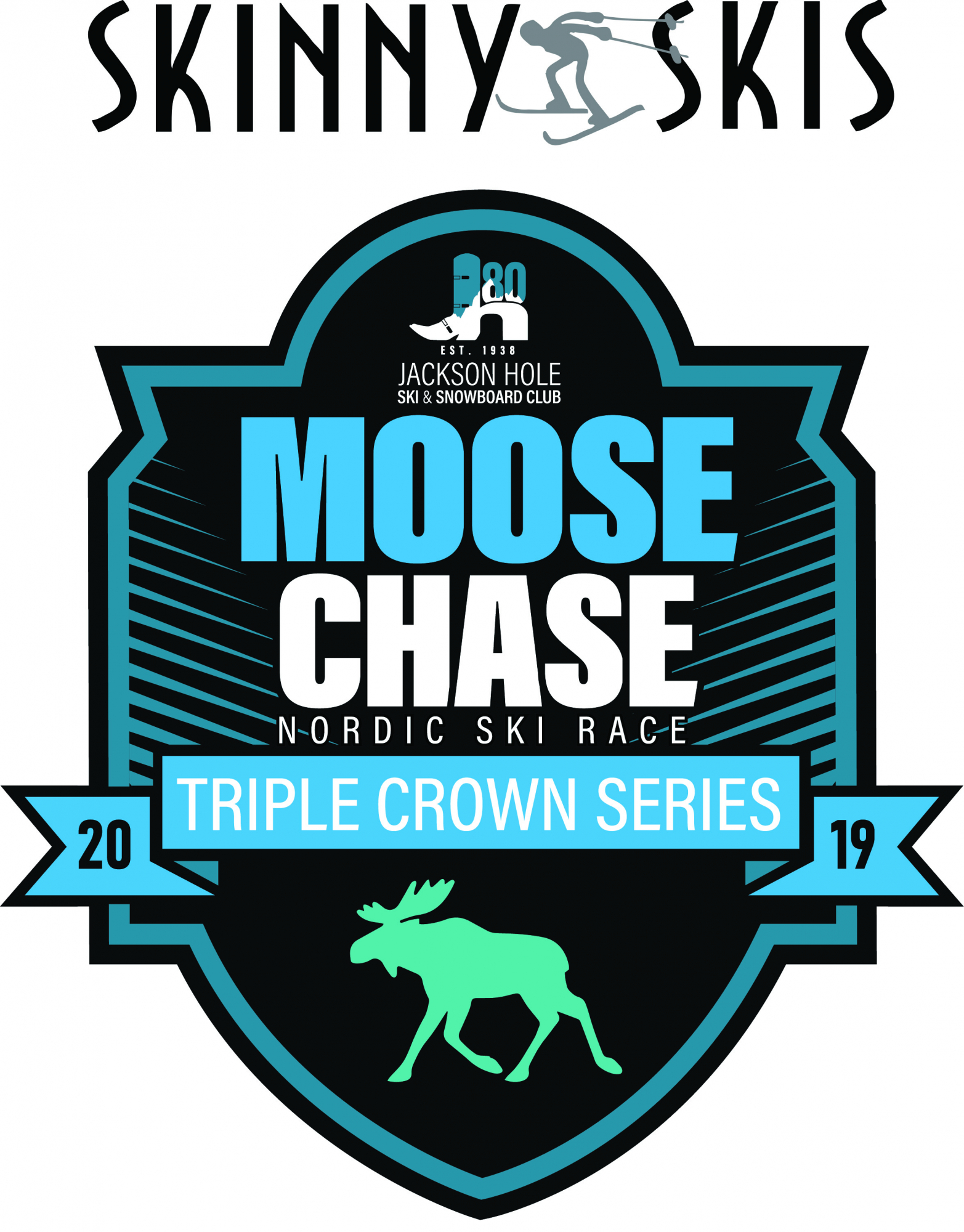 moose chase logo