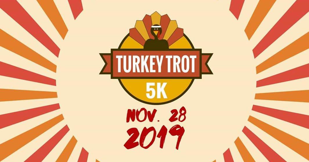 turkey trots Utah
