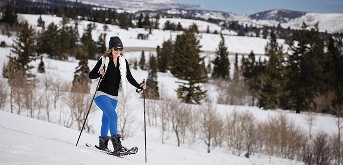 Bear Lake: A Winter Weekend Getaway