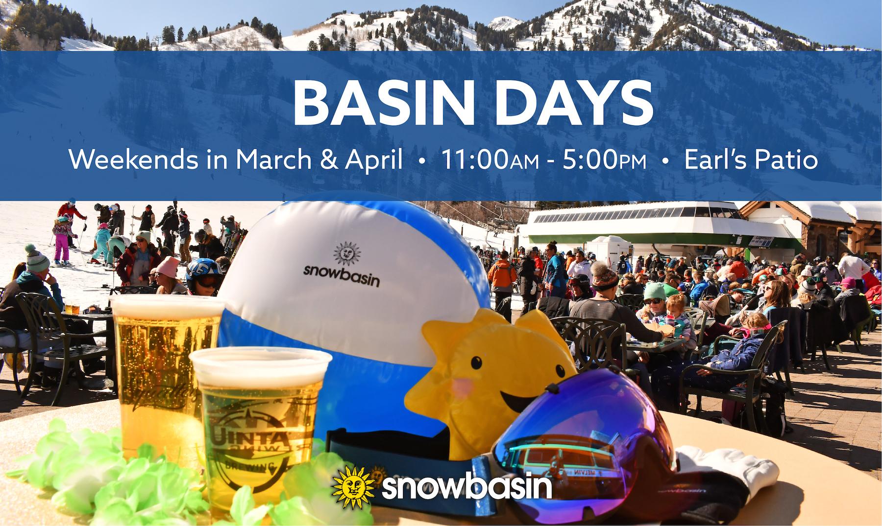 basin days