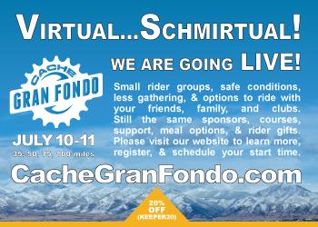 Cache Gran Fondo July 10-11