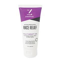 Zealios Race Relief.