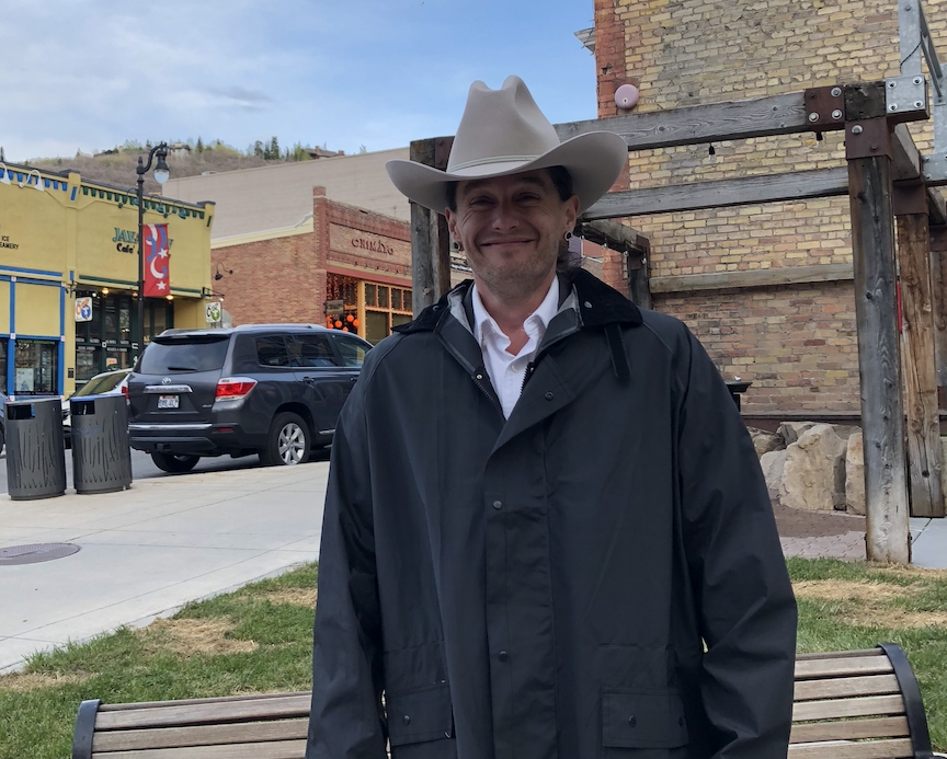 Ghost Tour in Park City